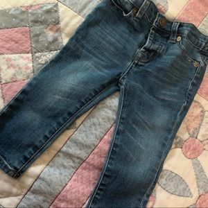 For All Mankind Skinny Jeans Sz 12 Mo